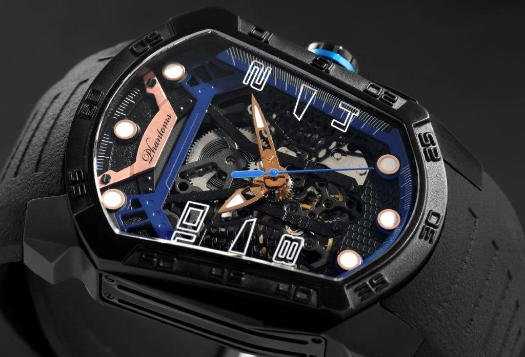 Destiny Blade Automatic Mechanical Watch Futuristic Mens Watch Best Microbrand