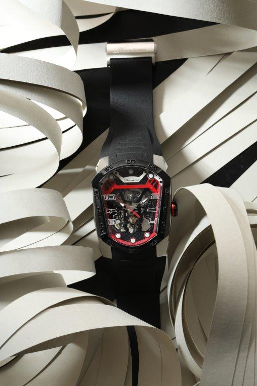 Doom Blade Automatic Mechanical Watch Futuristic Mens Watch Best Microbrand